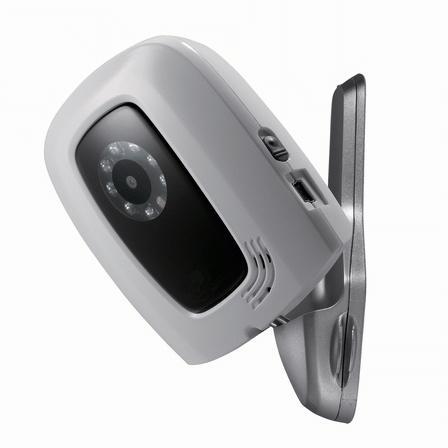 Một chiếc camera siêu nhỏ với chất liệu bền đẹp
